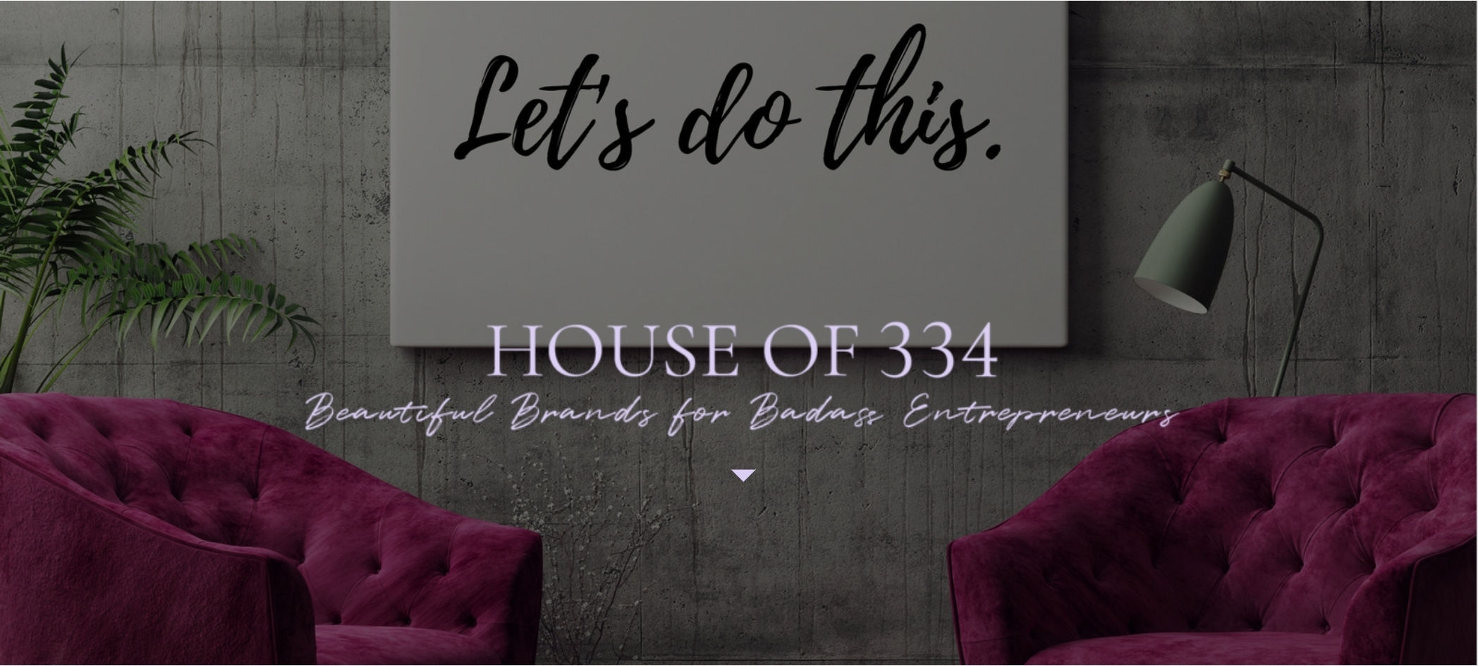 House of 334 Brand Page